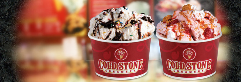 Coldstone creamery the harbor shopping dining entertainment our ice cream is better because we make it fresh every day in every store which puts cold stone creamery in a class of our own ccuart